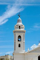 Low angle view of a church, Basilica De Nuestra Senora Del Pilar, Recoleta, Buenos Aires, Argentina