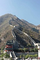Great Wall of China, west of Juyongguan Pass