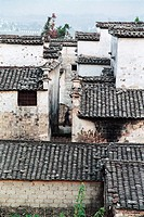 Residence in Ancient Pingshan Village, Yixian County, Anhui Province, People´s Republic of China