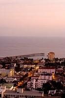 USA, California, Ventura at sunrise