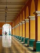City Hall. Lima. Peru