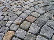 bouldering, bowldering, cobblestone, stones, structure, Pavement