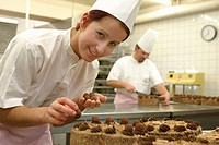confectioner apprentice