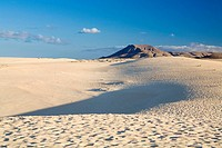 Corralejo dunes, Fuerteventura. Canary Islands, Spain