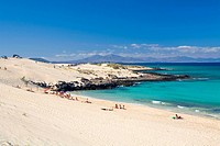 Corralejo, Fuerteventura. Canary Islands, Spain