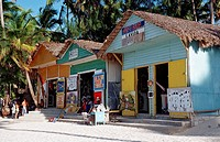 Boardwalk, Shops, Punta Cana, Caribbean, Dominican republic