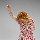 Woman dancing (thumbnail)