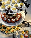 Assorted Hors d´oeuvres