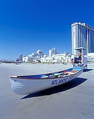 BEACH ATLANTIC CITY. NEW JERSEY. USA