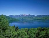 Lake Chuzenji Shirane-san Nikko Tochigi Japan