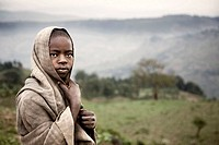 Girl. South Ethiopia. African tribes