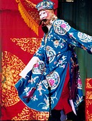 Clown role in Beijing Opera