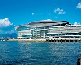 Hong Kong Convention and Exhibition Center, Hongkong