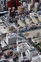 Luxury Hotel Park Hyatt  Shinjuku  Tokyo  Japan