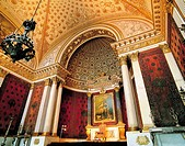 State Hermitage Museum,St Petersburg,Russia