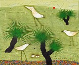 Illustration,Birds