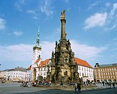 At least Seizo is the statue of one Olomouc Czech World Heritage