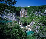World Heritage, Croatia, Plitvice Lakes National Park