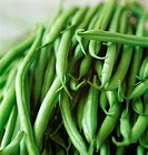 organic string beans