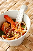 Chinese prawn soup (thumbnail)