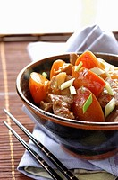 Sweet and sour pork (thumbnail)