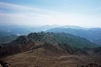 Mt. Gayasan,Gyeongnam,Korea