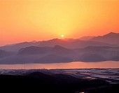 Paldangho Lake,Gyeonggi,Korea