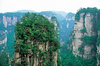 Zhangjiajie,Hunan,China