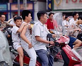 Scooter Vehicle, Transportation Vehicle, Transportation Traffic Family Male Traffic Taiwan