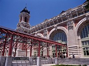 Ellis Island, Immigration museum, New York, United States of America