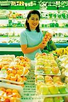 Supermarket,Korea