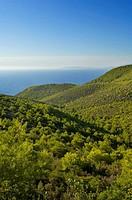 Landscape near Porto Vromi, Zakynthos Island, Greece