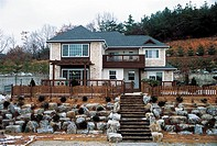 Suburban House,Korea