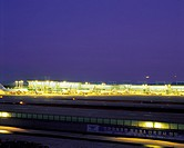 Incheon International Airport,Yeongjongdo Island,Incheon,Korea