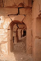 Resafah, Byzantine city in desert 6 cent., Syria