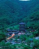 Botapsa Temple,Chungbuk,Korea