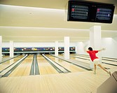 Bowling Alley,Korea