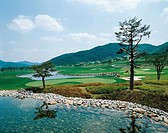 Golf Course,Korea