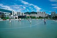 Roller Skating,Gyeonggi,Korea