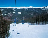 Keystone Resort,Denver,Colorado,USA