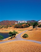 Golf Course,Gangwon,Korea