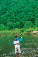 Fishing,Gangwon,Korea