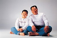 Father And Son,Korean