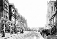 Cromer, Church Street 1902