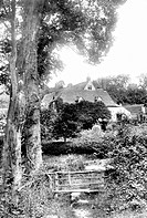 Cleeve Hill, Wash Pool Farm 1907