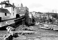 Newlyn, Harbour 1908