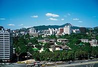 Deoksugung Palace,Jung-gu,Seoul,Korea