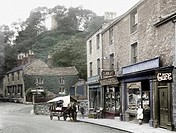 Clitheroe, Castle Entrance 1921