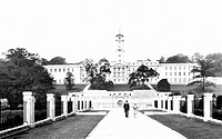 Nottingham, University, the Trent Building 1928
