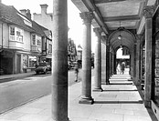 Farnham, the Colonnade 1936